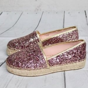 Kate Spade Slip On Loafers